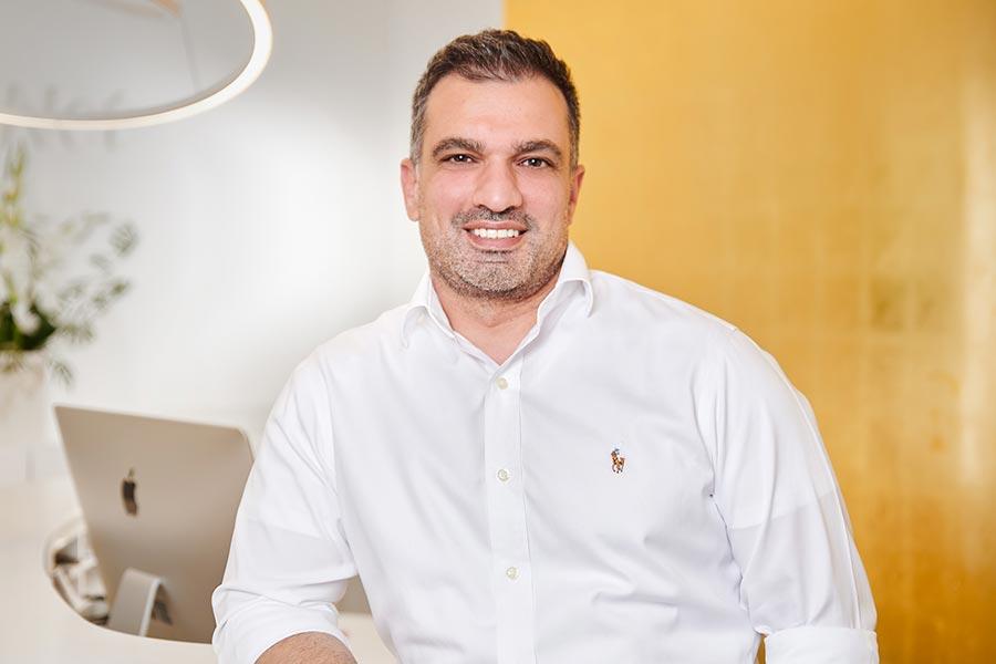 Ilhami Aben - Zahnarzt und Implantologe - Team
